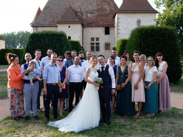 Le mariage de Adrien et Andreea à Chareil-Cintrat, Allier 22