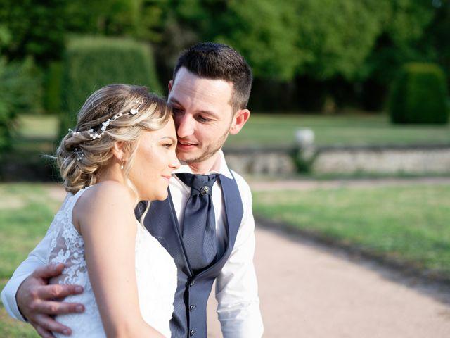 Le mariage de Adrien et Andreea à Chareil-Cintrat, Allier 26