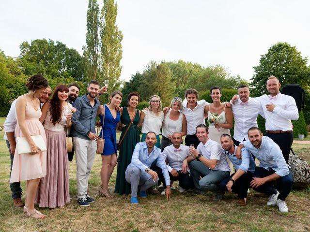 Le mariage de Adrien et Andreea à Chareil-Cintrat, Allier 34