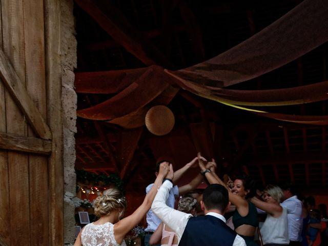 Le mariage de Adrien et Andreea à Chareil-Cintrat, Allier 35