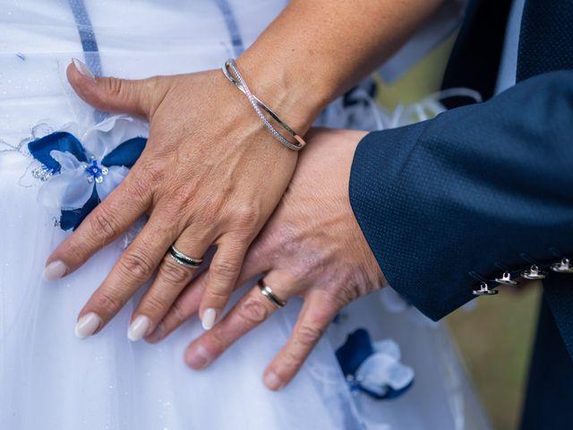 Le mariage de Ludovic et Valérie à Le Val-David, Eure 6