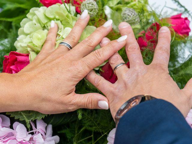 Le mariage de Ludovic et Valérie à Le Val-David, Eure 10