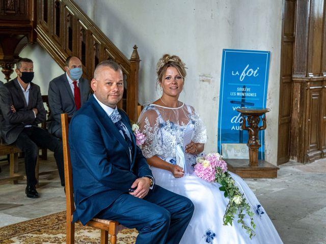 Le mariage de Ludovic et Valérie à Le Val-David, Eure 15