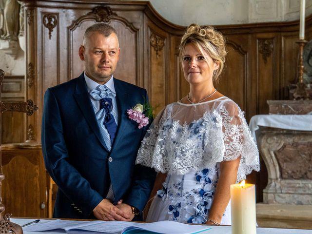 Le mariage de Ludovic et Valérie à Le Val-David, Eure 17