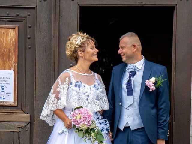 Le mariage de Ludovic et Valérie à Le Val-David, Eure 19