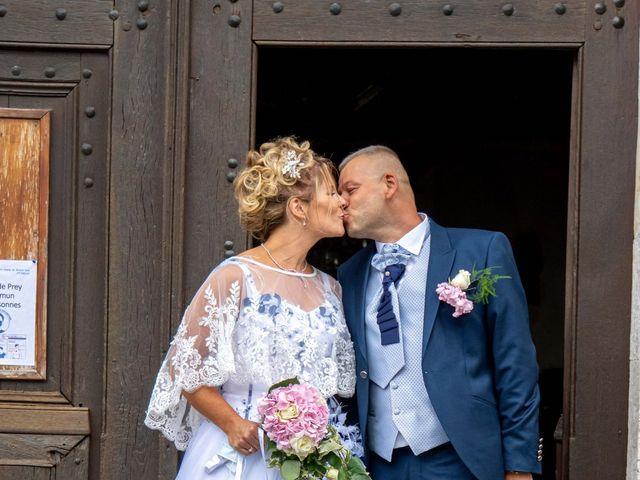 Le mariage de Ludovic et Valérie à Le Val-David, Eure 20