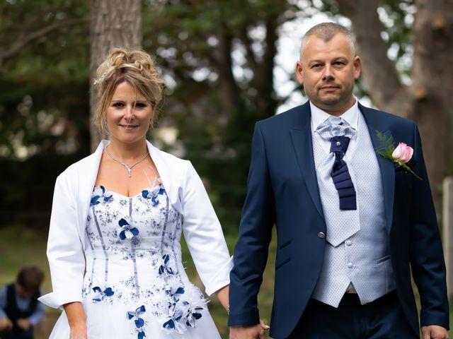 Le mariage de Ludovic et Valérie à Le Val-David, Eure 22