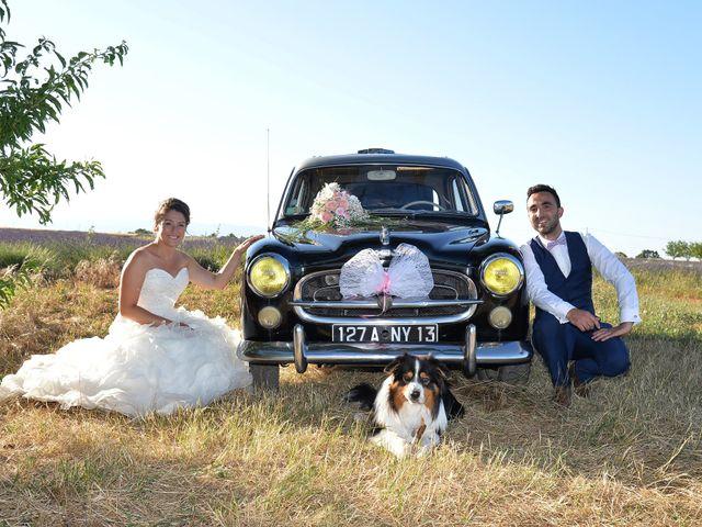 Le mariage de Ludovic et Laetitia à Montfort, Alpes-de-Haute-Provence 63