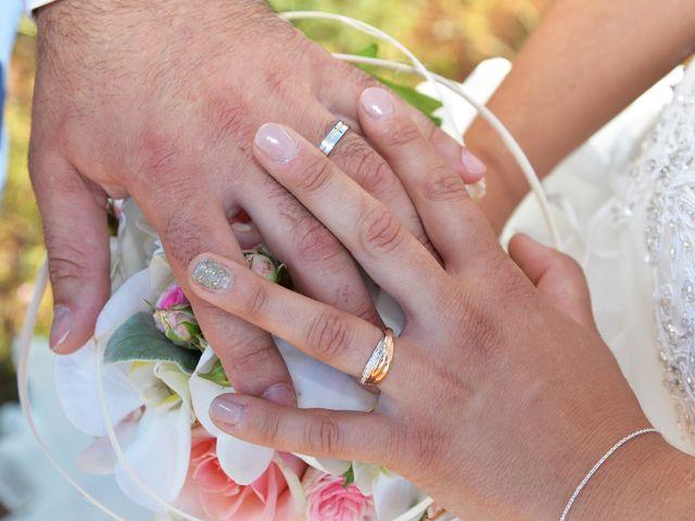 Le mariage de Ludovic et Laetitia à Montfort, Alpes-de-Haute-Provence 1