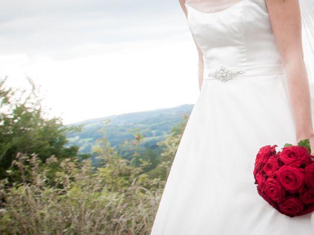 Le mariage de THEO et JULIE à Ussel, Corrèze 2
