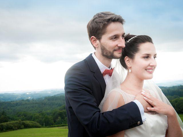 Le mariage de THEO et JULIE à Ussel, Corrèze 6