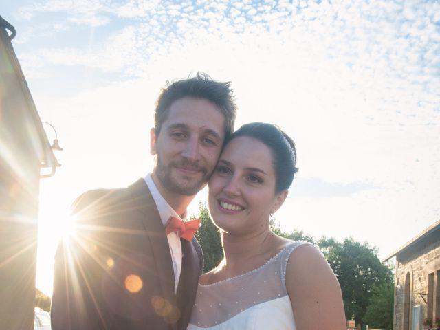 Le mariage de THEO et JULIE à Ussel, Corrèze 17