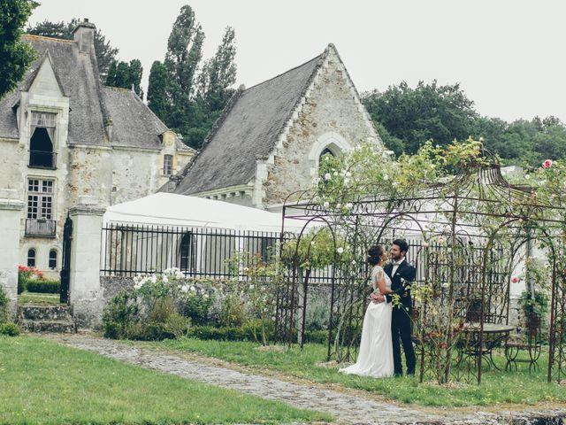 Le mariage de SIMON et NOEMIE à Angers, Maine et Loire 40
