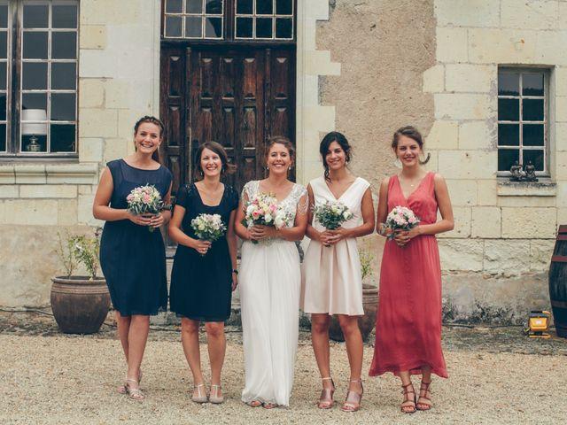 Le mariage de SIMON et NOEMIE à Angers, Maine et Loire 49