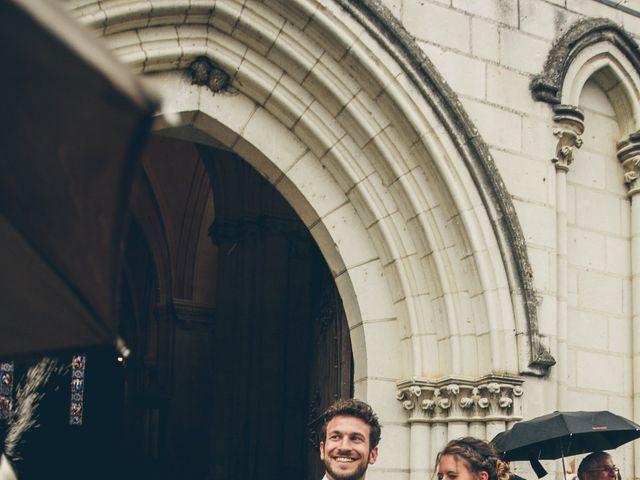 Le mariage de SIMON et NOEMIE à Angers, Maine et Loire 55
