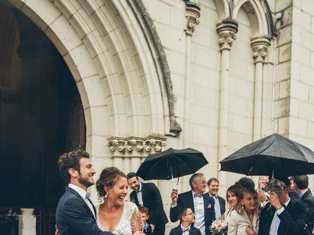 Le mariage de SIMON et NOEMIE à Angers, Maine et Loire 56