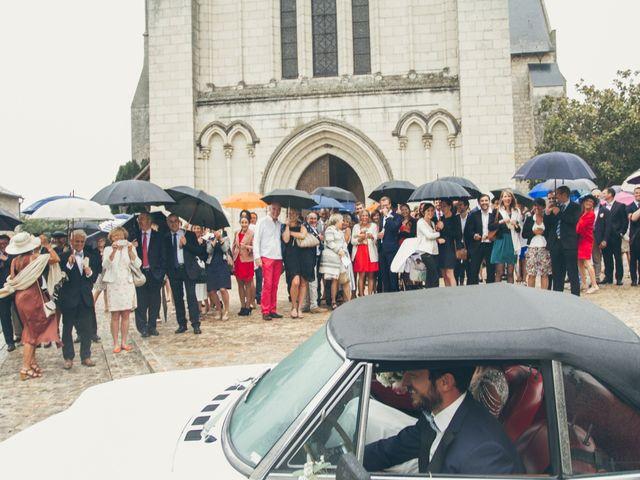 Le mariage de SIMON et NOEMIE à Angers, Maine et Loire 66