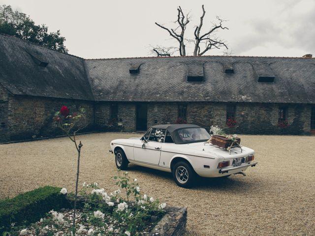 Le mariage de SIMON et NOEMIE à Angers, Maine et Loire 84