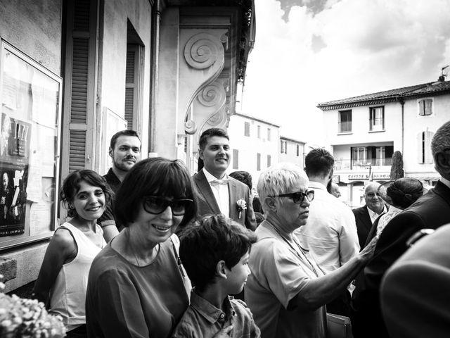 Le mariage de Julien et Jihane à Saint-Cannat, Bouches-du-Rhône 3