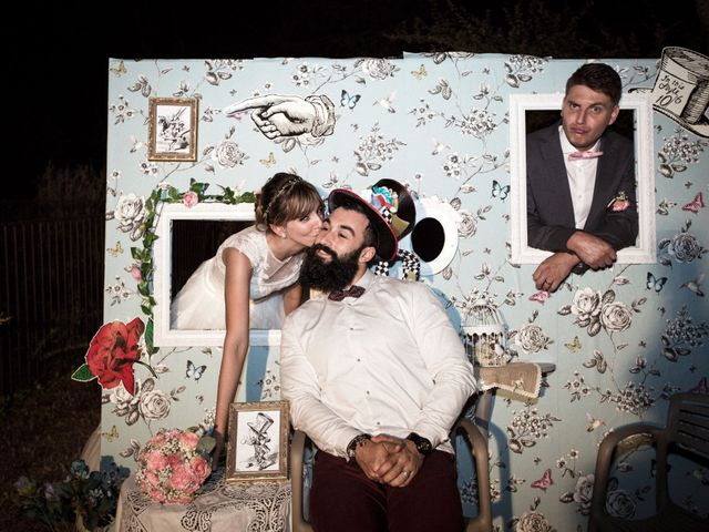 Le mariage de Julien et Jihane à Saint-Cannat, Bouches-du-Rhône 29