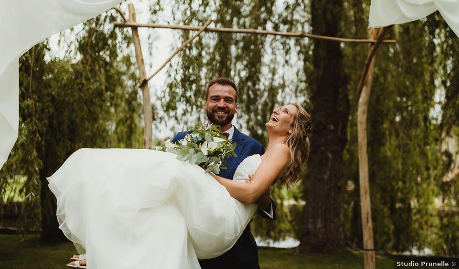Le mariage de Laurent et Sophie à Juziers, Yvelines
