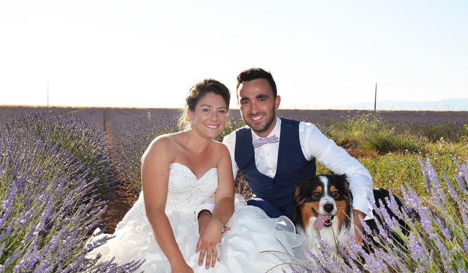 Le mariage de Ludovic et Laetitia à Montfort, Alpes-de-Haute-Provence