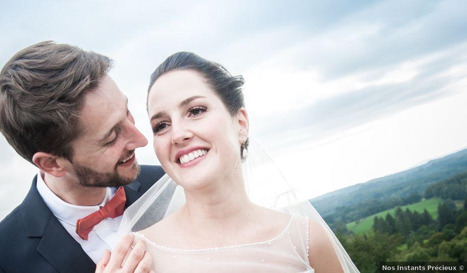 Le mariage de THEO et JULIE à Ussel, Corrèze