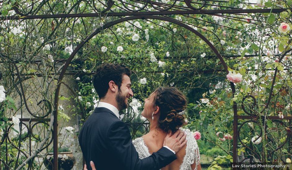 Le mariage de SIMON et NOEMIE à Angers, Maine et Loire