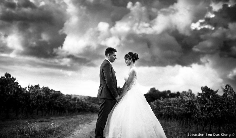 Le mariage de Julien et Jihane à Saint-Cannat, Bouches-du-Rhône