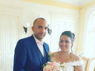 Le mariage de Justine  et Romain 1