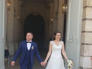 Le mariage de Caroline et Jul 1