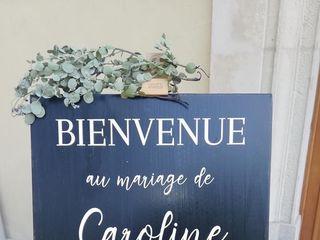 Le mariage de Caroline et Jul 2