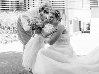 Le mariage de Claudia et Benjamin 1