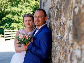 Le mariage de Claudia et Benjamin