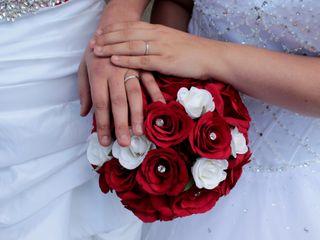 Le mariage de Noelle et Céline 1