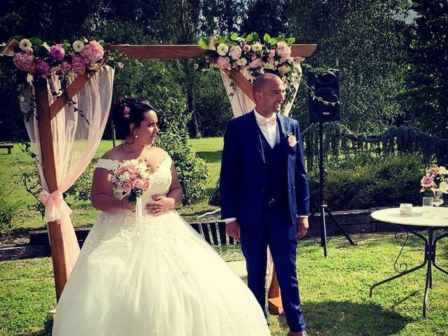 Le mariage de Romain et Justine  à Malesherbes, Loiret 8