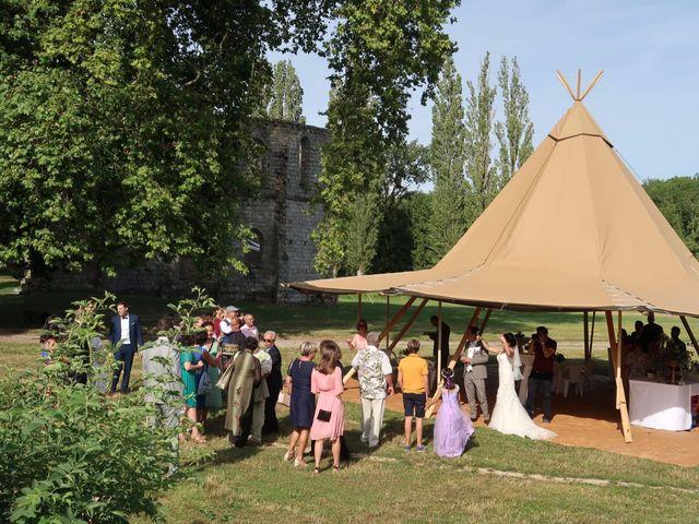 Le mariage de Nicolas et Flavia à Fontenay-Trésigny, Seine-et-Marne 2