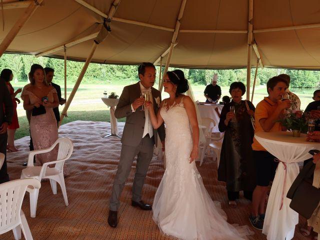 Le mariage de Flavia et Nicolas