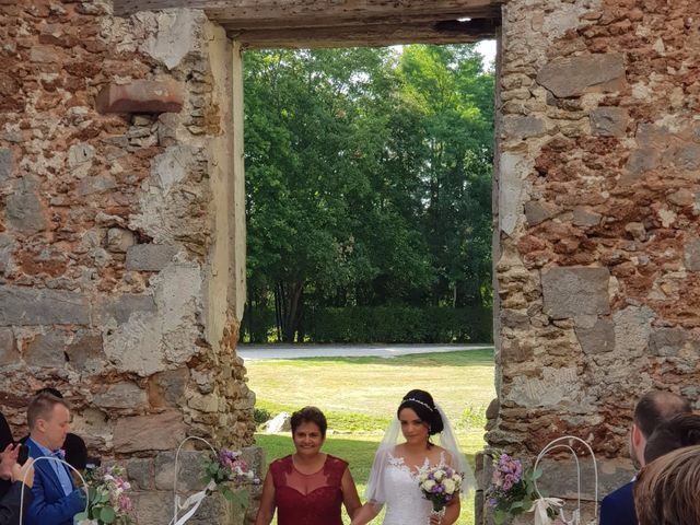 Le mariage de Nicolas et Flavia à Fontenay-Trésigny, Seine-et-Marne 6