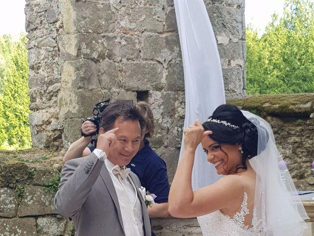 Le mariage de Nicolas et Flavia à Fontenay-Trésigny, Seine-et-Marne 1