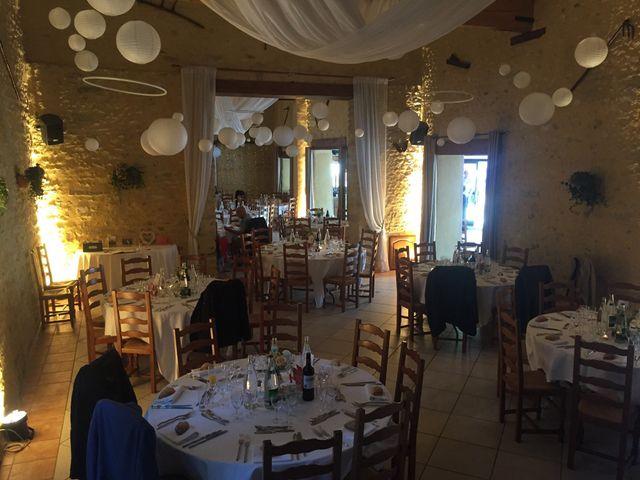 Le mariage de Giannina et Thibaud à Étréchy, Essonne 5