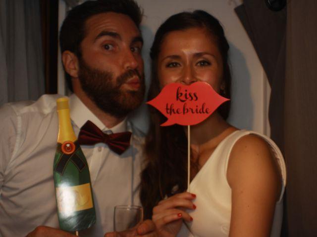 Le mariage de Thibaud et Giannina