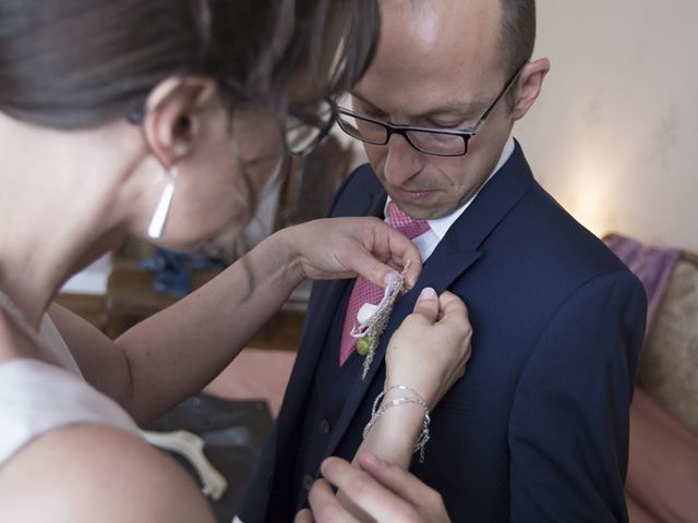 Le mariage de Jean-Michel et Adèle à Mandeville-en-Bessin, Calvados 6