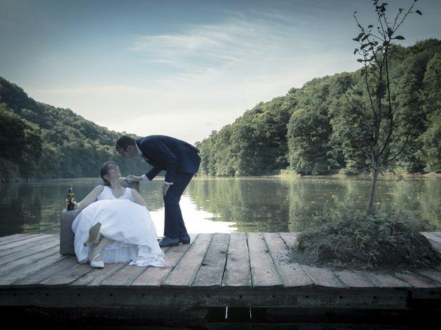 Le mariage de Jean-Michel et Adèle à Mandeville-en-Bessin, Calvados 19