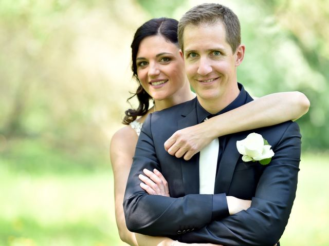 Le mariage de Sébastien et Emilie à Ostwald, Bas Rhin 2