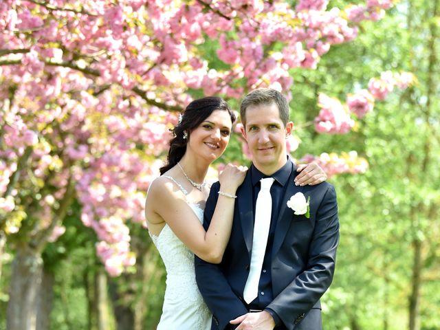 Le mariage de Sébastien et Emilie à Ostwald, Bas Rhin 4