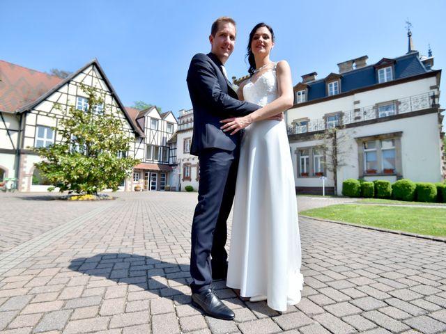 Le mariage de Sébastien et Emilie à Ostwald, Bas Rhin 5