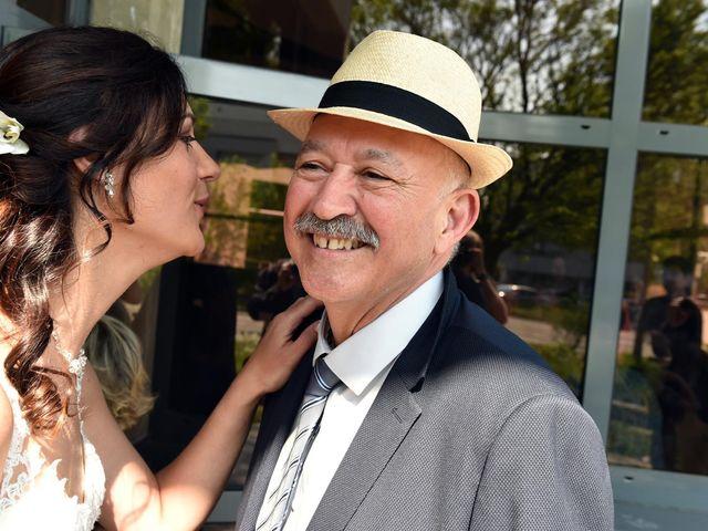 Le mariage de Sébastien et Emilie à Ostwald, Bas Rhin 8