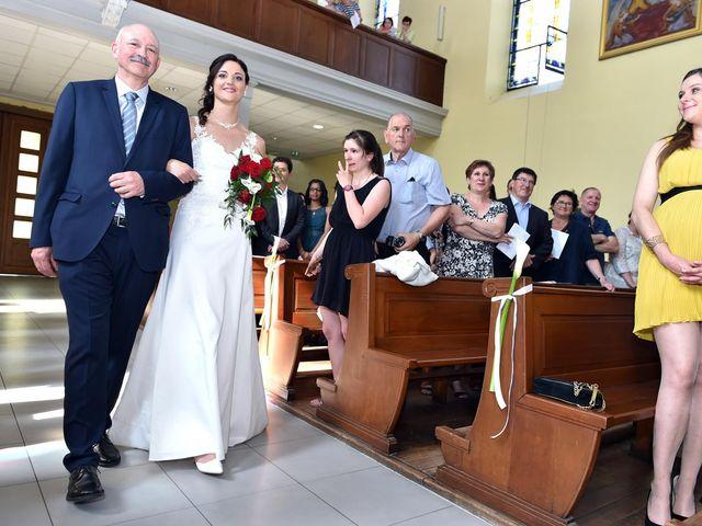 Le mariage de Sébastien et Emilie à Ostwald, Bas Rhin 10