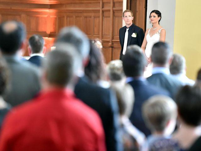 Le mariage de Sébastien et Emilie à Ostwald, Bas Rhin 11